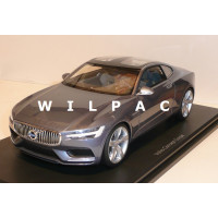 Volvo Concept Coupe blauw grijs metallic 2013 DNA Collectibles 1:18