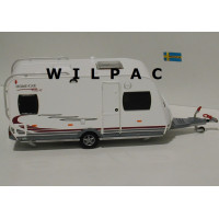 Caravan Homecar Rally 45 2011 Lion Toys 1:43