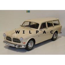 Volvo Amazon Combi P220 beige 1965 BoS Best of Show 1:18