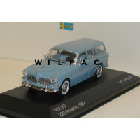 Volvo Amazon Combi 1965 blauw WhiteBox 1:43