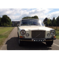 1969 Volvo 164 Overdrive California wit LPG