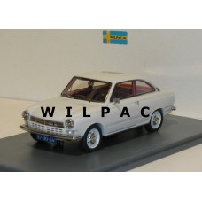 DAF 55 Coupé wit Neo 1:43