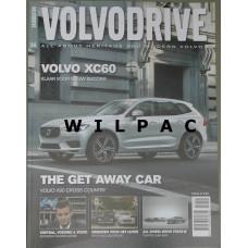 Tijdschrift: Volvo Drive nr. #36 100 blz. Nederlandstalig VolvoDrive