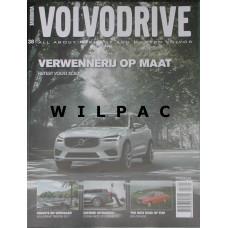 Tijdschrift: Volvo Drive nr. #38 100 blz. Nederlandstalig VolvoDrive