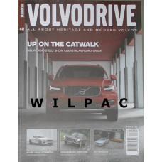 Tijdschrift: Volvo Drive nr. #40 100 blz. Nederlandstalig VolvoDrive