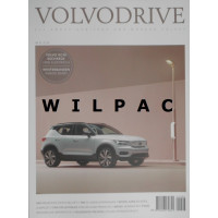 Tijdschrift: Volvo Drive nr. #52 100 blz. Nederlandstalig VolvoDrive