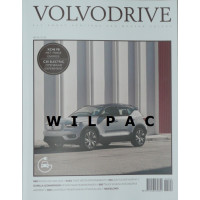 Tijdschrift: Volvo Drive nr. #56 100 blz. Nederlandstalig VolvoDrive