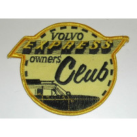 Badge Volvo Express owners club / geborduurd