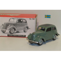 Ford Popular E93A olijfgroen Somerville  #103 MARGE