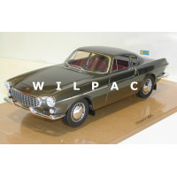 Volvo P1800 Jensen grijs metallic o.b.v. DNA Collectibles