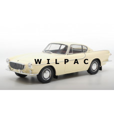 Volvo P1800 Jensen wit 1961 DNA Collectibles 1:18 Saint