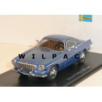 Volvo P1800 1961 Jensen blauw metallic NEO 1:43