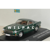 Volvo P1800 1965 donkergroen metallic Triple 9 1:43