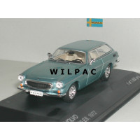 Volvo P1800ES 1971 - 1973 lichtblauw metallic WhiteBox 1:43