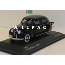 Volvo PV36 Carioca 1935 zwart WhiteBox 1:43