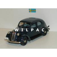 Volvo PV51 1937 donkerblauw Rob Eddie RE18 1:43