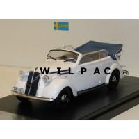 Volvo PV51 Cabrio 1937 wit Premium X 1:43