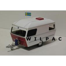 Caravan Polar TB 1964 Cararama 1:43
