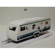 Caravan Polar 730 Cararama 1:43