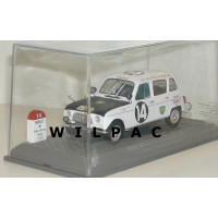 Renault 4 East Africa Safari Rally 1962 Atlas Altaya 1:43