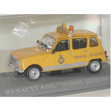 Renault 4 Belgische Touring Secours 1985 Atlas Altaya 1:43