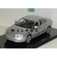 Volvo S80 2013 Electric zilvergrijs metallic Norev 1:43