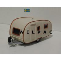 SMV12 1961 caravan Cararama 1:43