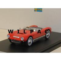 SAAB Sonett 1 I cabrio 1956 rood Premium X 1:43