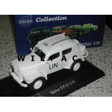 Volvo TP21 / Sugga radiowagen UN VN Atlas 1:43