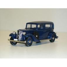 Volvo TR704 1937 donkerblauw Rob Eddie RE14 1:43