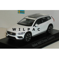 Volvo V60 Cross Country 2019 cristal white Norev 1:43