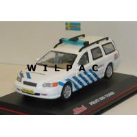 Volvo V70 2000 Politie / Recherche o.b.v. Schuco 1:43