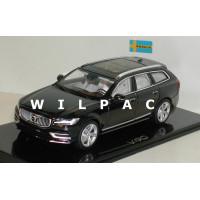 Volvo V90 2016 onyx black metallic Norev 1:43