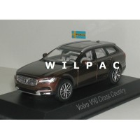 Volvo V90 Cross Country XC 2016 bruin metallic Norev 1:43