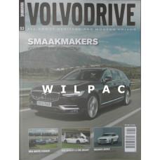 Tijdschrift: Volvo Drive nr. #33 100 blz. Nederlandstalig VolvoDrive