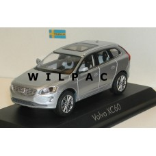 Volvo XC60 2013 electric silver metallic Norev 1:43
