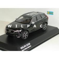 Volvo XC60 2018 onyx black zwart metallic Kyosho 1:43