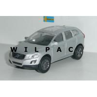 Volvo XC60 2008 zilver grijs metallic Rastar 1:43