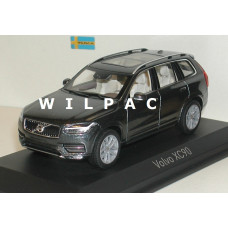Volvo XC90 1:18 2015 onyx black metallic Ultimate Diecast zwart