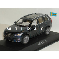 Volvo XC90 2015 magic blue blauw metallic Norev 1:43