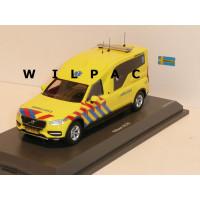 Volvo XC90 Ambulance Nilsson Nederland UMCG Schuco 1:43