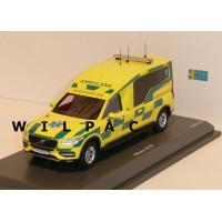 Volvo XC90 Ambulance Nilsson Zweden UMCG Schuco 1:43