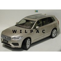 Volvo XC90 1:18 2015 bronze sand metallic Ultimate Diecast