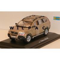 Volvo XC90 2003 goud / brons metallic Motor Art 1:43
