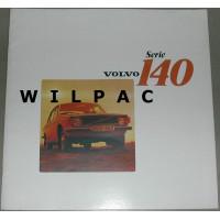 Folder Volvo 140 serie 1973 RSP/PV506 NL