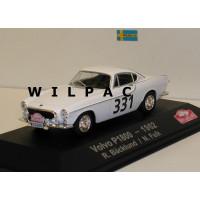 Volvo P1800 1962 Monte Carlo Rally #331 Bäcklund / Falk Atlas 1:43